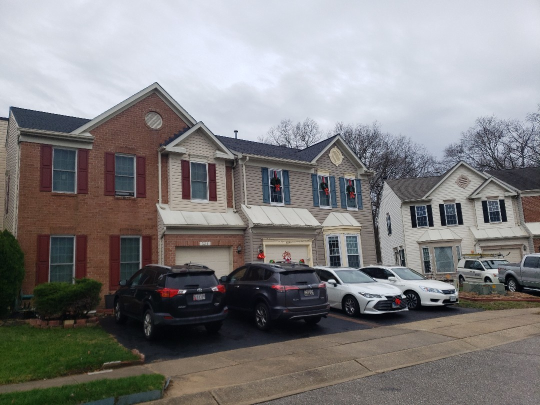 Odenton, MD - Certified 5 star replacement roof covered by insurance in Odenton MD