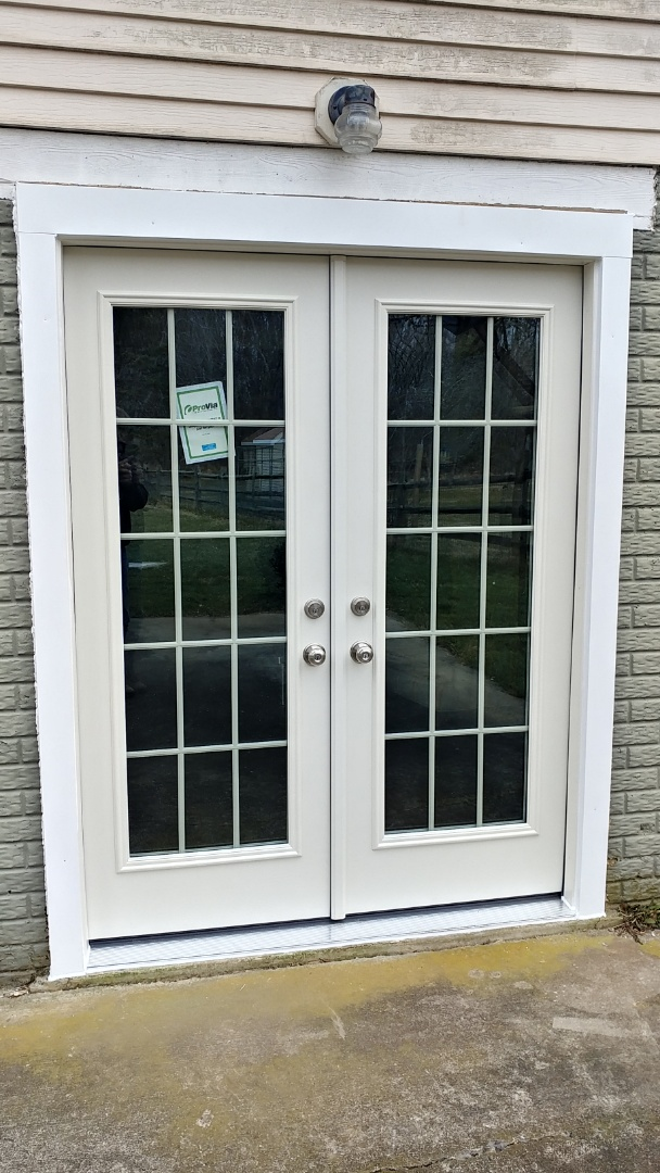 Olney, MD - New ProVia doors installed today in Olney, MD.