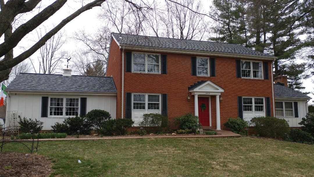 Olney, MD - New Certainteed Landmark Pro shingles