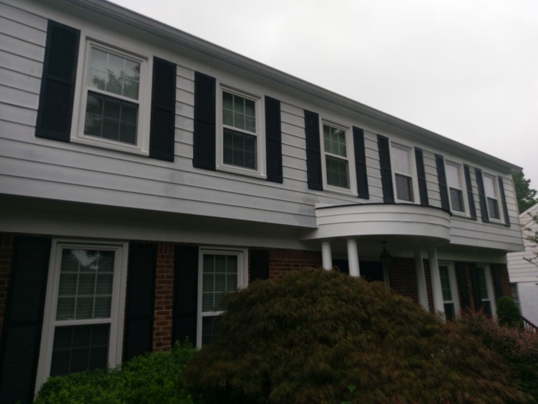 Potomac, MD - Energy star replacement windows!