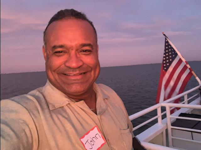Pensacola, FL - Networking with Real Estate Agents and Synovus Bankers about Yolee Solutions.  Huge Thank you to Wendy from https://www.classicinsurancepensacola.com/  for sponsoring the event along with her mom from Synovus bank.  If you haven't been on https://www.pensacolabaycruise.com , you are missing the boat ;-) .  So we at Yolee Solutions are a digital marketing agency specializing in Website Development, Search Engine Optimization, Google My Business Optimization and helping you get and syndicate more positive online reviews.  So if you are a business that needs help with their online presence, contact us at https://yoleesolutions.com or call us today at 850-232-1160 for a FREE Market analysis.