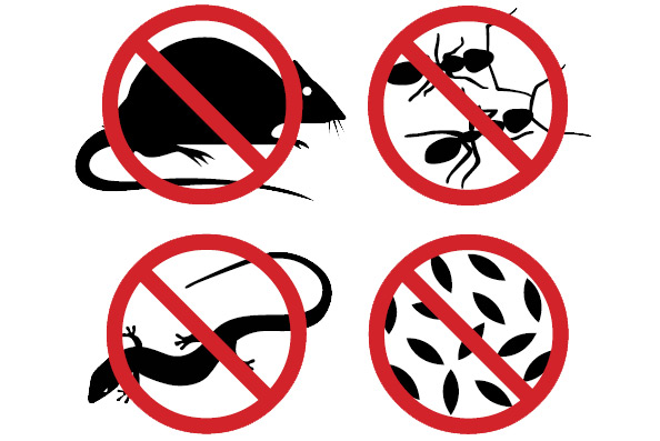 Good Hope, AL - On of our technicians, rendered a general quarterly pest control at a residential dwelling for general purposes.