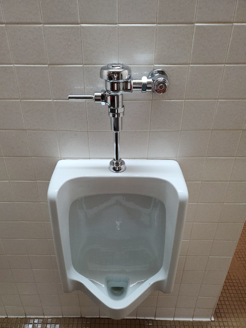 Austin, TX - Urinal flush valve replacement in Austin Tx