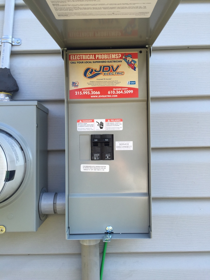 Brookhaven, PA - Www.jdvelectric.com emergency electrical service in Brookhaven pa