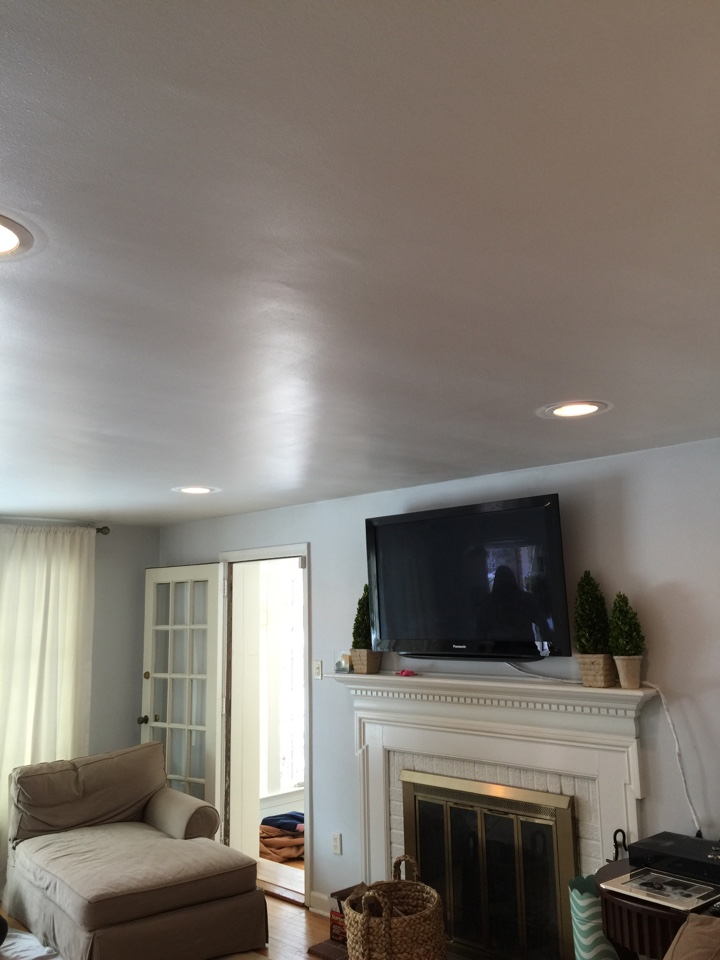 Ardmore, PA - New recessed lighting install