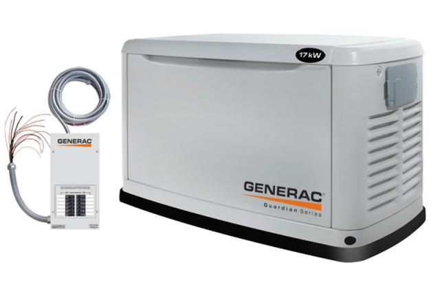 Holmes, PA - Generac backup generator in home consultation