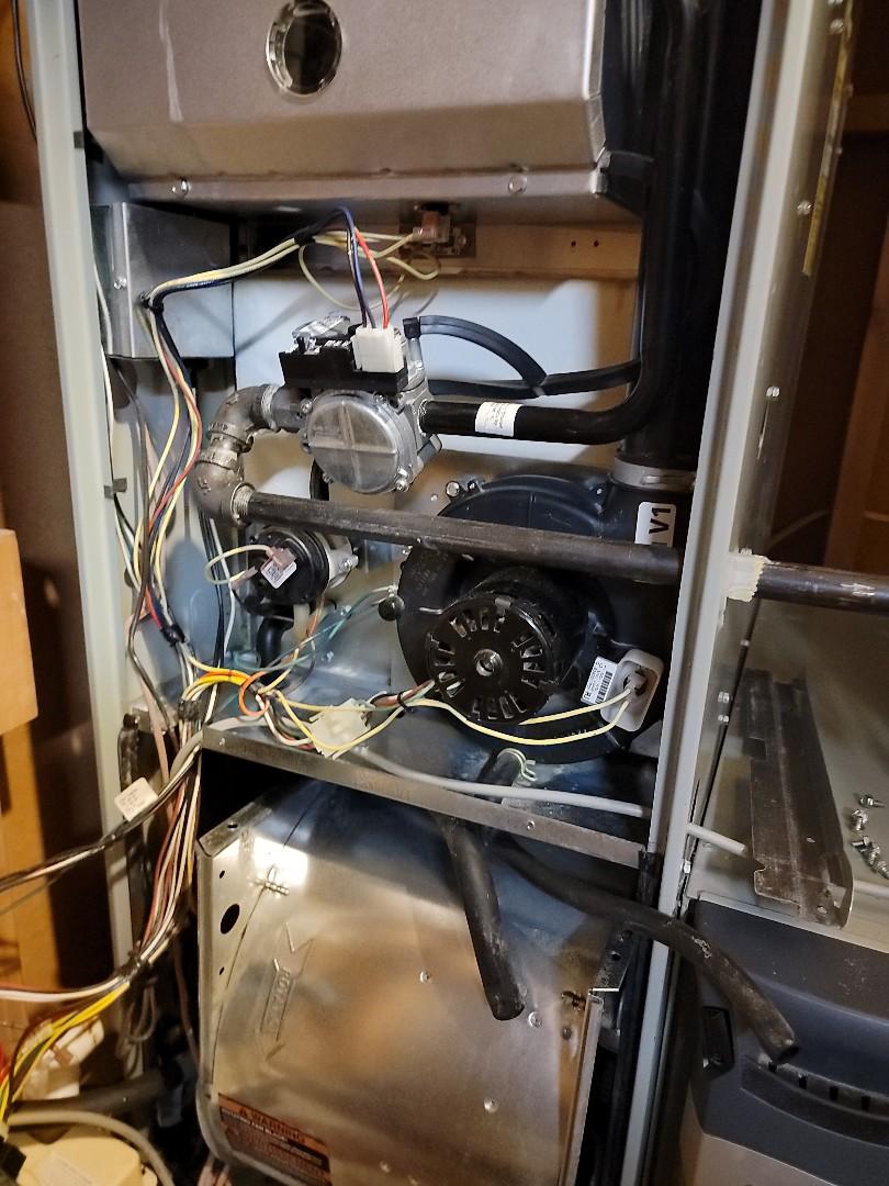 Centennial, CO - Repair trane furnace