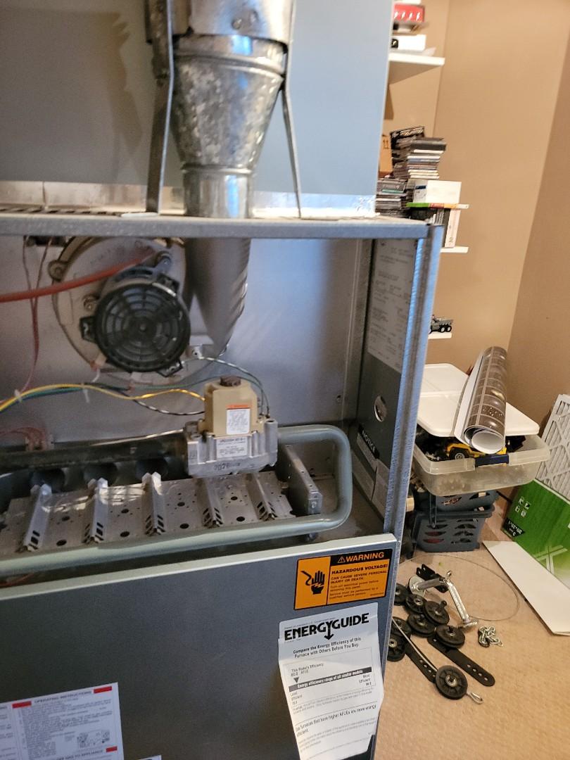 Repair Rheem AC