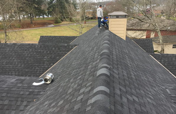 Little Rock, AR - Asphalt Shingle Roof Replacement and Roof Installation near me