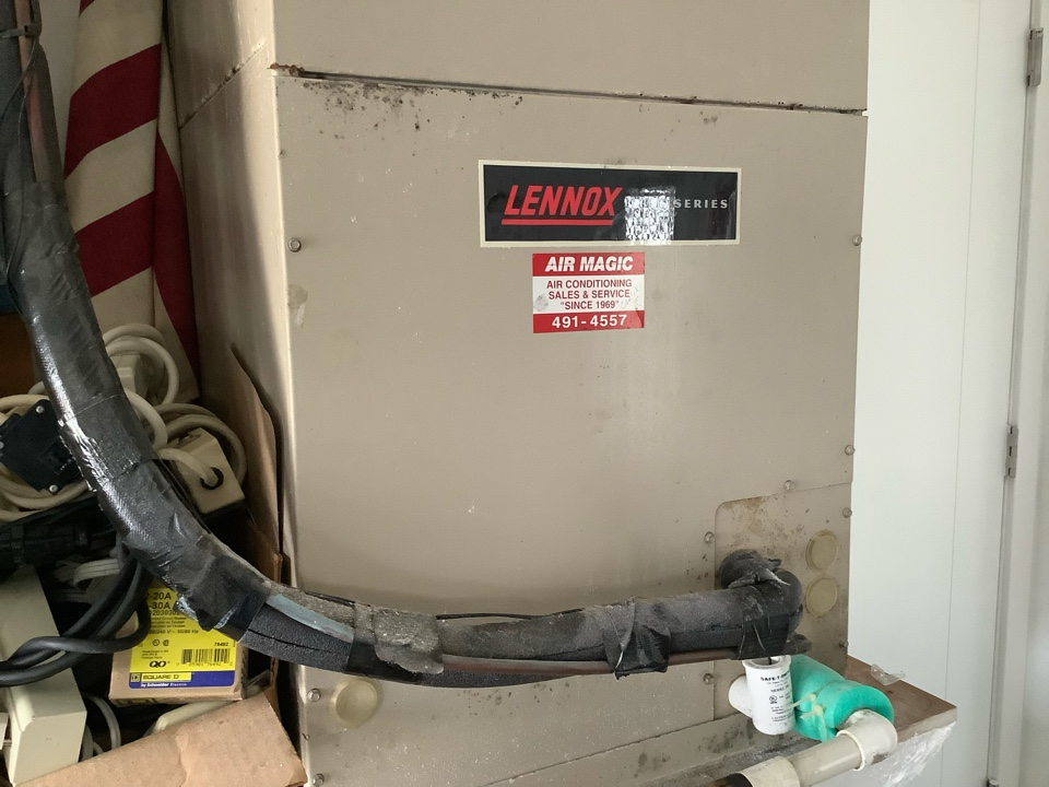 Margate, FL - AC Maintenance Call. Perform routine maintenance on air conditioning system.