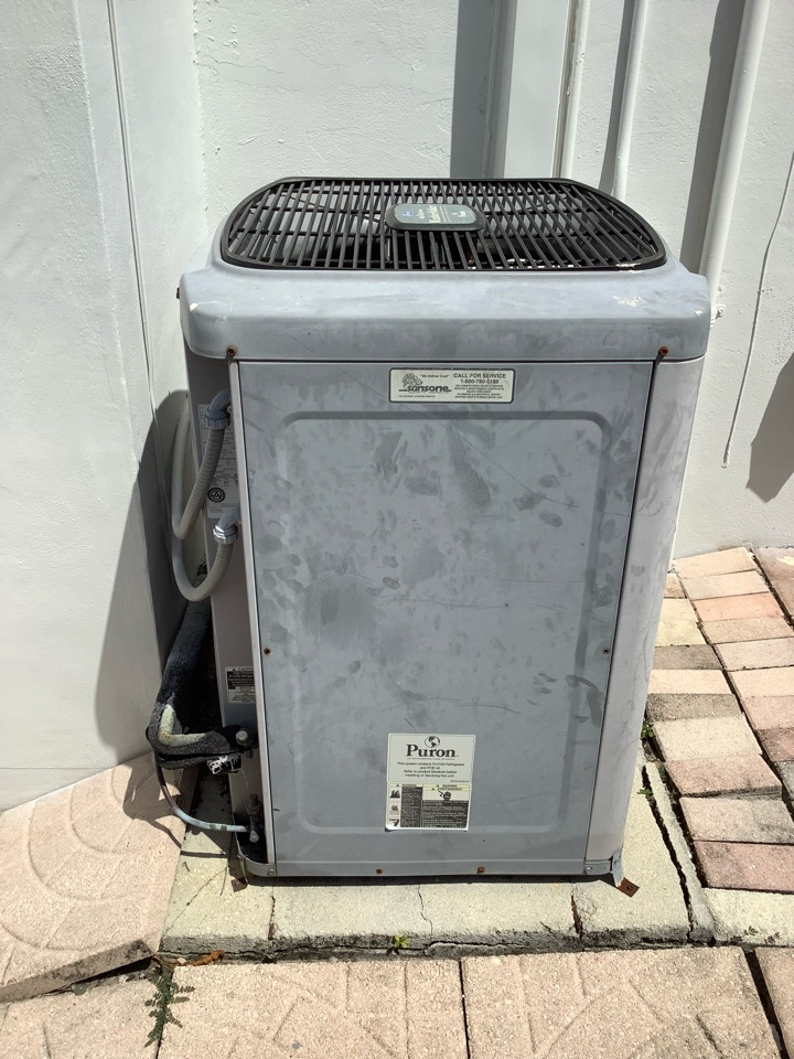 Oakland Park, FL - Estimate on replacement air conditioning system.