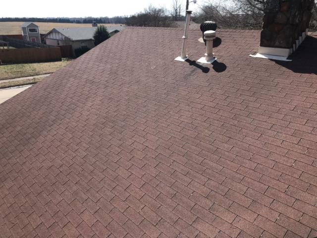 Broken Arrow, OK - roof replacement