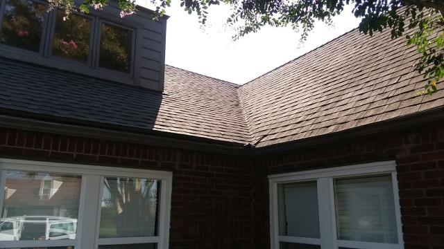 Tulsa, OK - Main house roof replacement