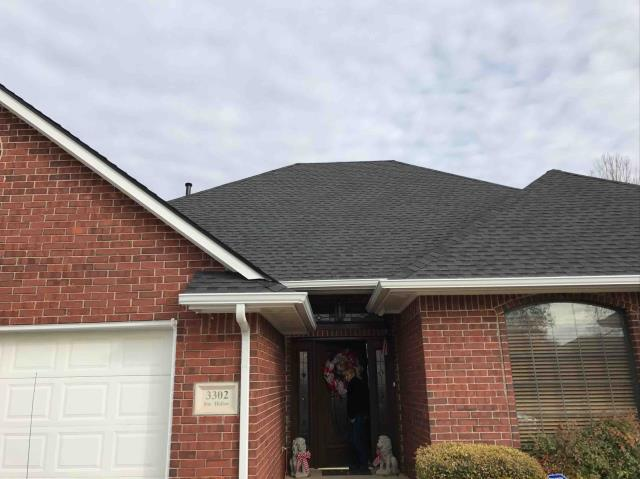 Duncan, OK - Another GAF Timberline HDZ Shingle roofing system in Duncan