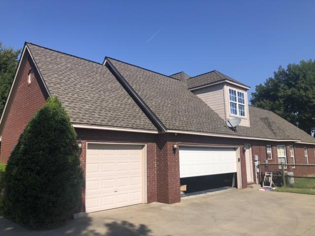 Collinsville, OK - Finished this GAF Timberline HDZ(Weathered Wood) Shingle System up last week. Call us today for your free inspection and estimate!