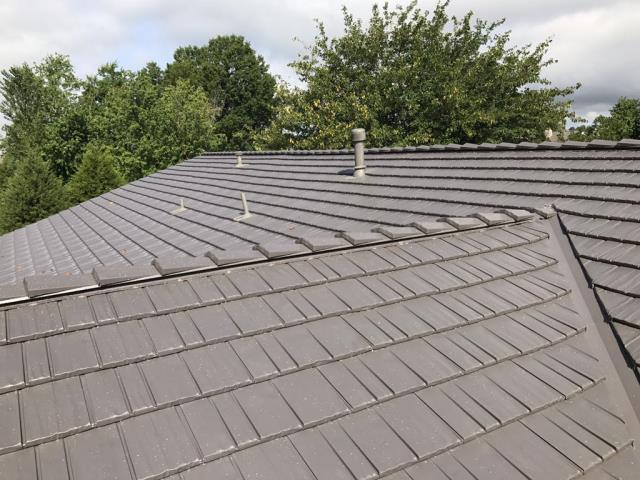 Broken Arrow, OK - Metal shake roof work