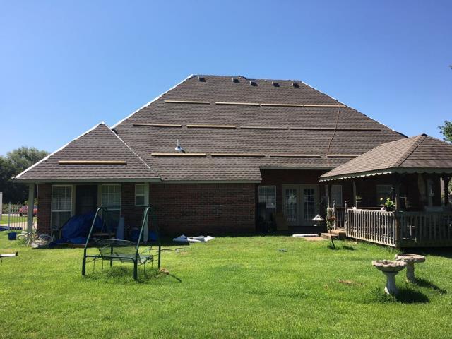 Broken Arrow, OK - Roof Replacement