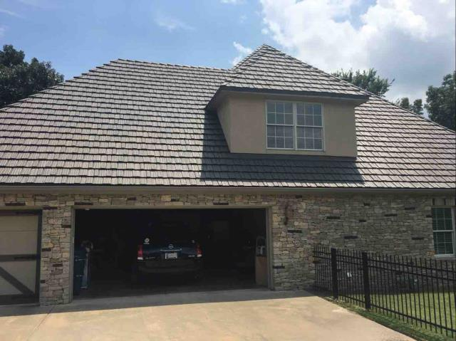Owasso, OK - Metal Shake Roof Replacement
