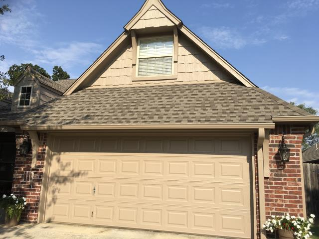 Jenks, OK - shingle repair