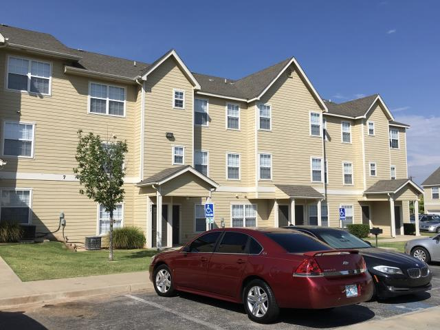 Oklahoma City, OK - Check up and repairs to all apartment buildings