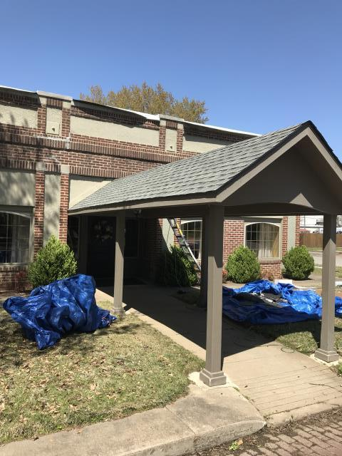 Haskell, OK - Roof Replacement