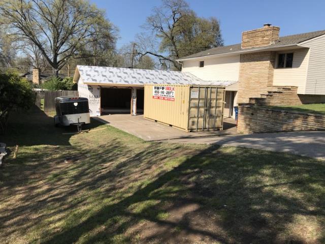 Tulsa, OK - Storm Restoration Claim