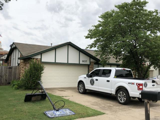 Jenks, OK - Roof Repair