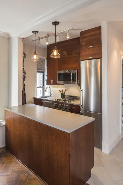 New York, NY - Upper west side kitchen renovation. 28 years of experience with co-op and condo renovation.