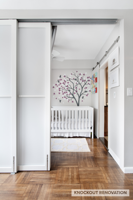 New York, NY - Designing a baby room calls for tons of style and the perfect dose of playfulness. Let Knockout Renovation renew you most important areas of your co-op, condo, or home.