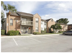 Tamarac, FL - Residential Duct cleaning and sanitizing at multi-family apartment complex in Tamarac.