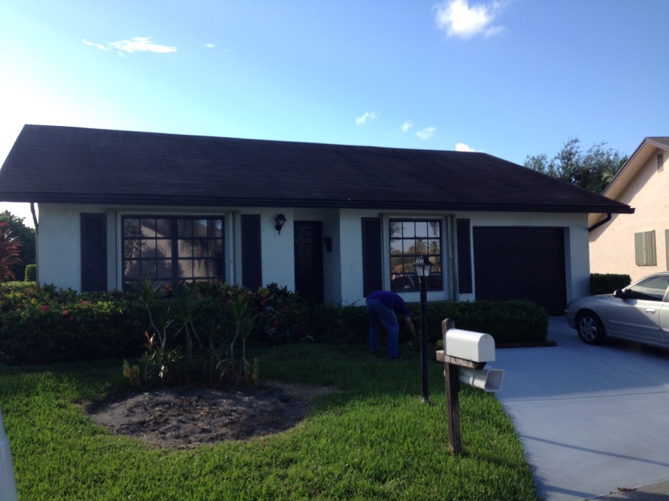 Greenacres, FL - Residential duct repair estimate.