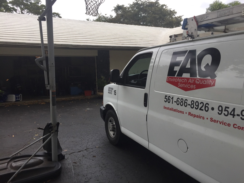 Plantation, FL - Ductwork repair and mold inspection at plantation