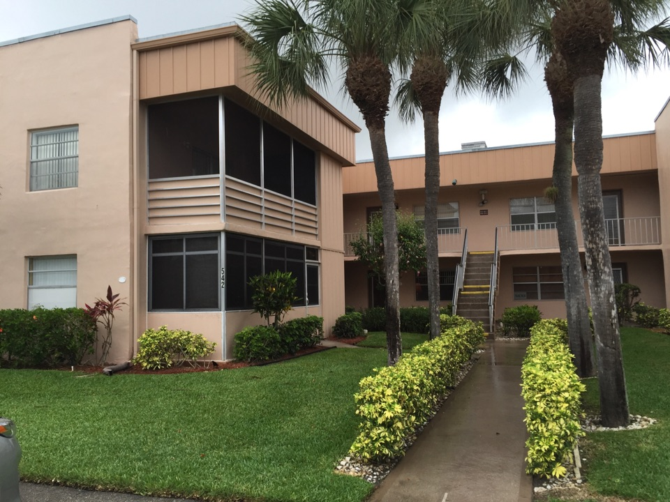 Delray Beach, FL - HVAC rehabilitation or replacement estimate for fire restoration in Kings Point neighborhood of Delray Beach