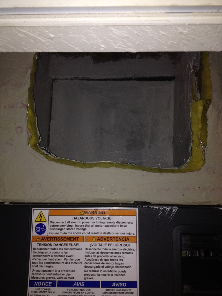 Pembroke Pines, FL - EAQS did ac duct cleaning for Nunez family hi vac job cleaned sanitized all ducts and encapsulated for mold