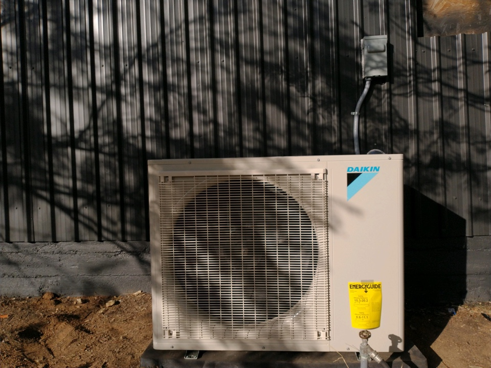 Lakeside, CA - 3 zone mini split install for another happy customer!