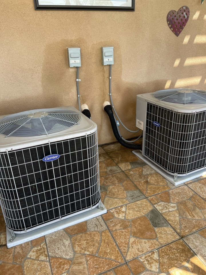 Menifee, CA - Clean and tune on 2 systems before summer!