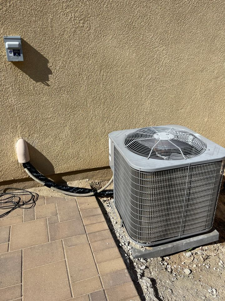 Temecula, CA - Ac tune up for another happy customer!