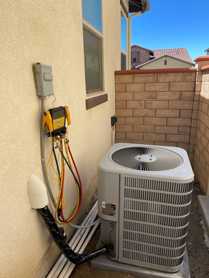 Temecula, CA - Clean and tune for another happy customer!