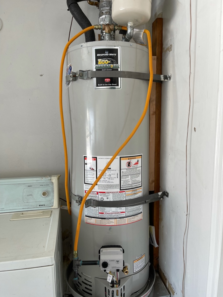 Jurupa Valley, CA - Water heater install for another happy customer!