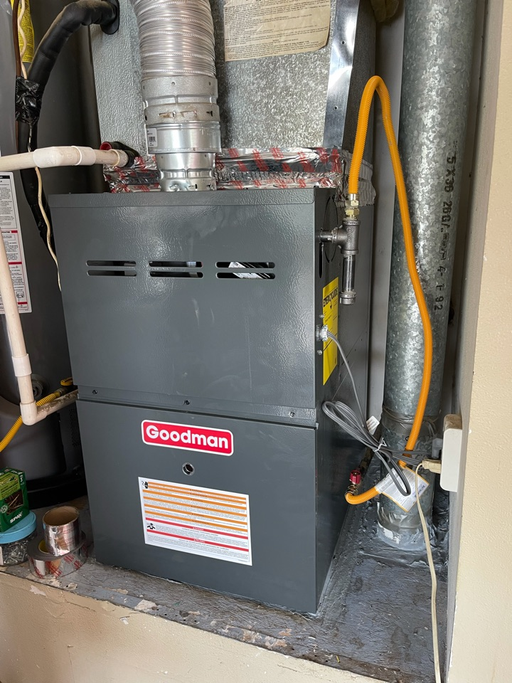 Mission Viejo, CA - Furnace install for another happy customer!