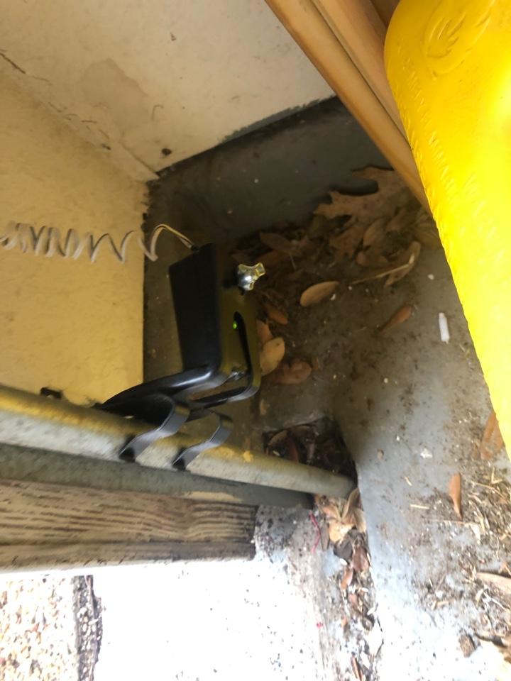 McKinney, TX - Safety eye issue in McKinney