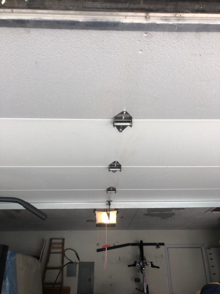 Bedford, TX - Garage door tune up in Bedford
