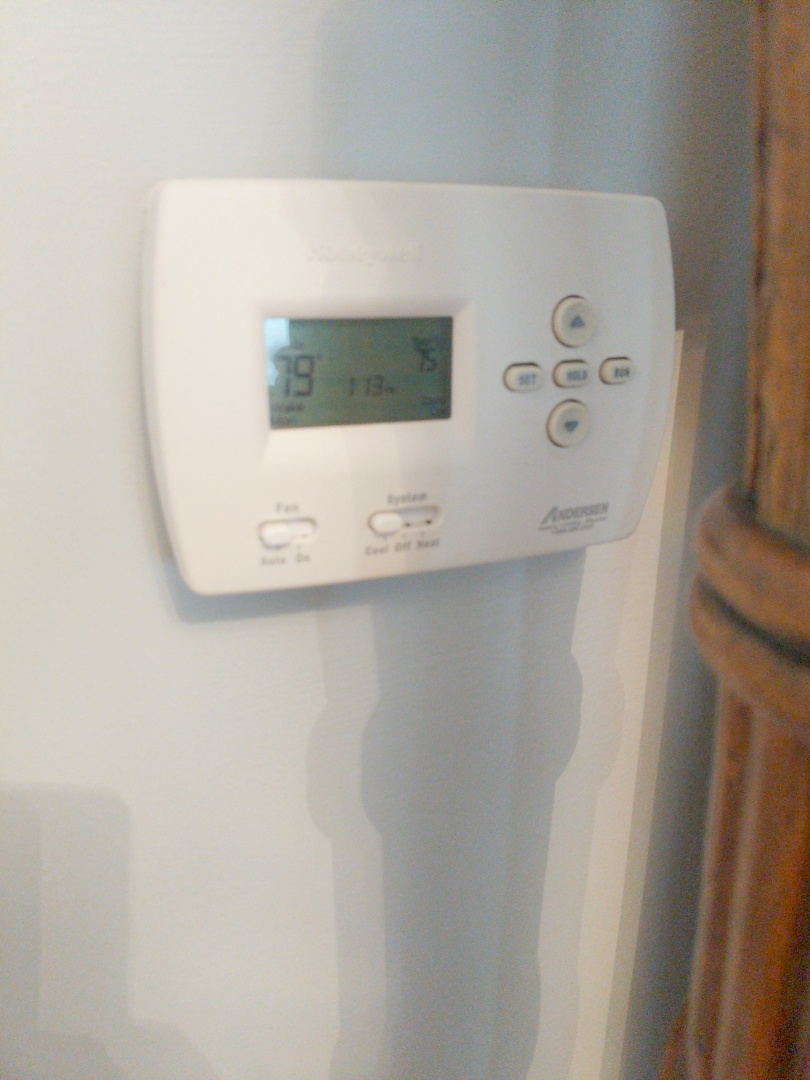 Monroe, NC - Fix thermostat
