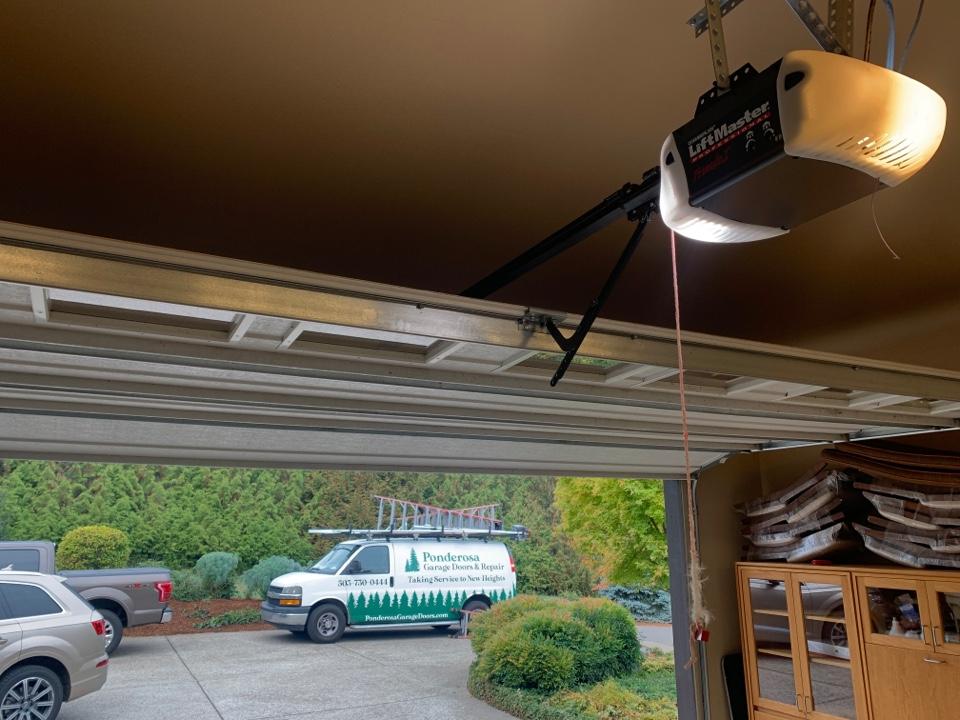 Wilsonville, OR - Garage Door Tune Up
