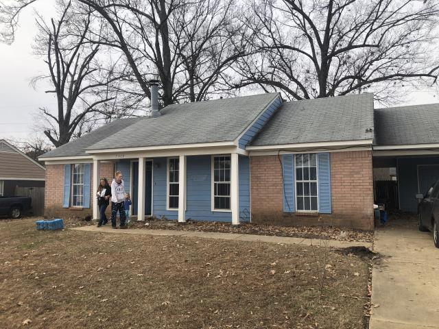 Horn Lake, MS - Seller is moving and wants to sell fast and in CASH so she went to our website and sign up so we helped her buy her property asap.