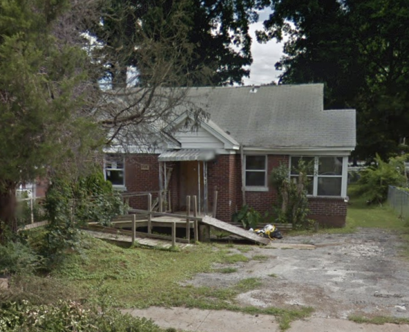 Burned down house? No problem! WeBuyHouses buy properties AS-IS for CASH! This is a perfect example of a property that is currently vacant and was burned. We did our inspection and is set to make an offer with the seller. It's that Easy!