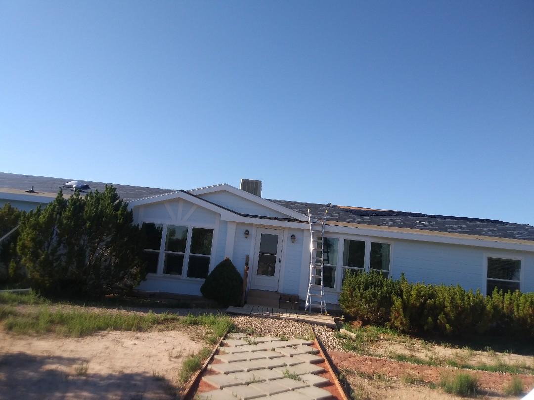 Cedar City, UT - Tearing of roof in Enoch
