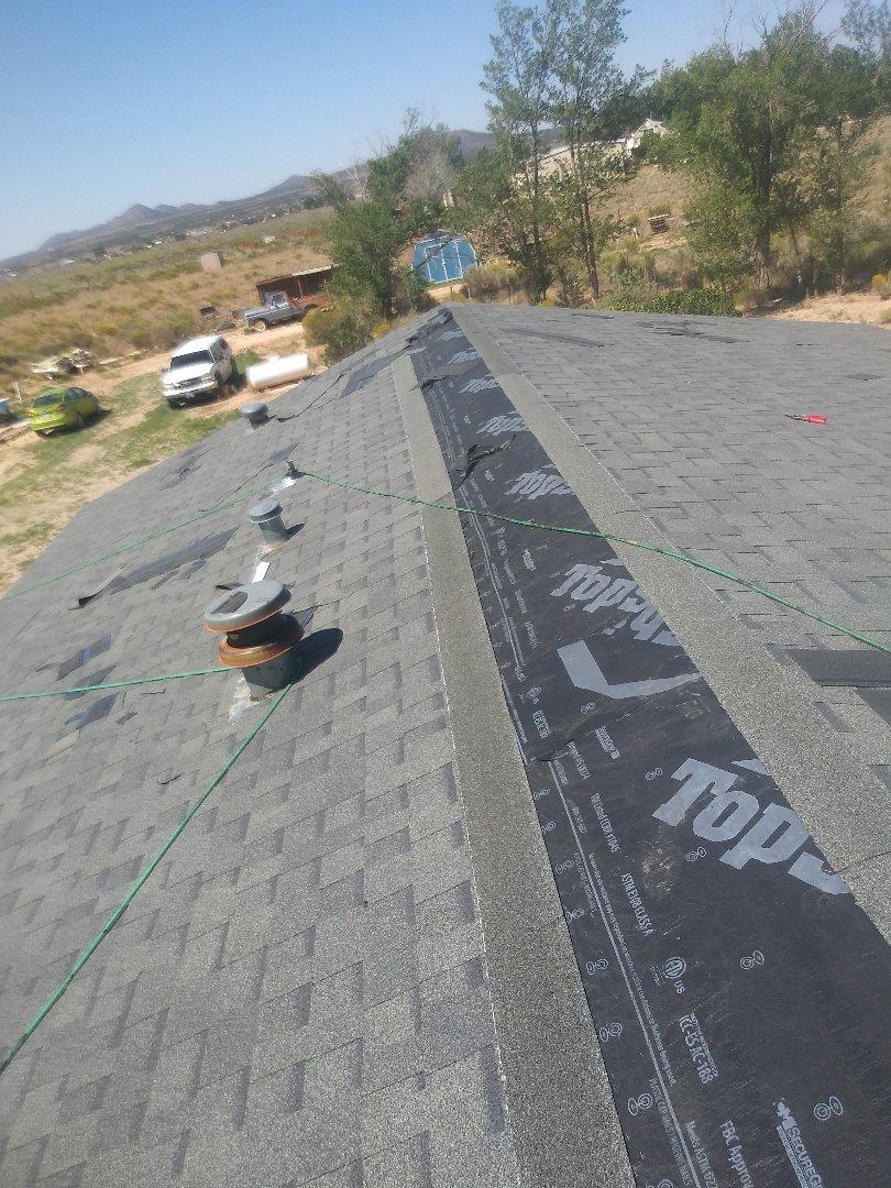 Cedar City, UT - Roofing house