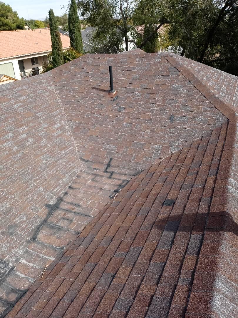 St. George, UT - Mesuring shingle Roof in St George Ut