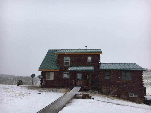 Hartsel, CO - New standing seam roof.